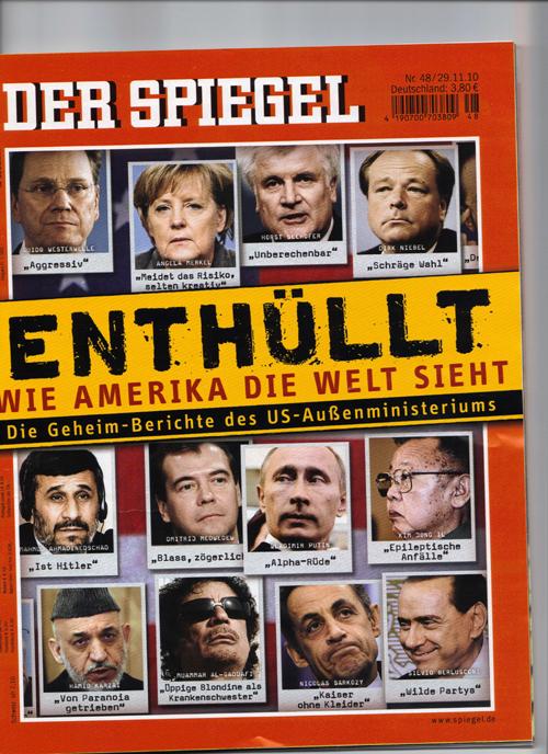 Statelogs de la profondeur plus que de la transparence for Spiegel titelblatt
