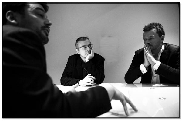 Sylvain Lapoix, Philippe Couve et Benoît Raphaël : quelles voies pour le journalisme à l'heure du mediastorm ?