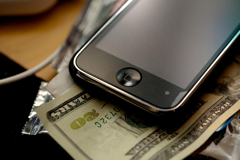 Iphone Porte Carte
