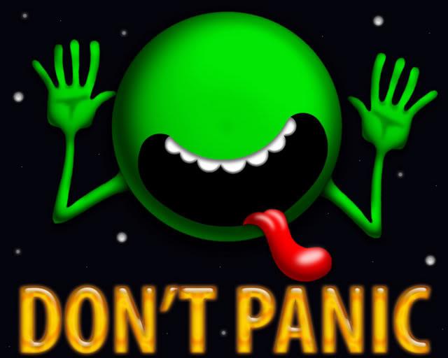 flicage total du net Dont-panic