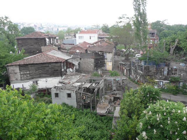Le quartier Rom de Sulukule à Istanbul