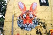 Street art: 85 images pour voyageurs urbains