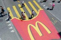 Top 20 des publicités qui utilisent la rue de manière originale