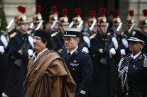 Photos de Kadhafi à Paris: l'Elysée s'est trompé