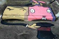 Top 25 des plus belles oeuvres sur bouche d'égout
