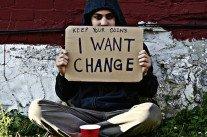 Tout est prêt pour le changement