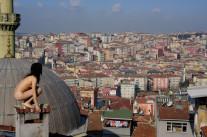 Miru Kim: la ville, nue
