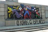 Où est la limite entre street art et profanation?