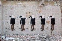 Escif, artiste de rue ou peintre révolutionnaire ?