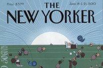 Le New Yorker par ses couv'