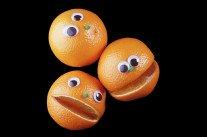 Le roi d'Orange démaquillé
