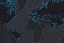 La carte d'un monde d'espions