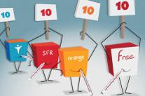 Free, SFR, Orange et Bouygues en autocontrôle