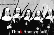 """Le """"lulz"""" perdu des Anonymous"""