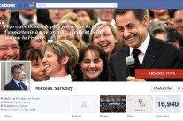 Facebook aime Nicolas Sarkozy