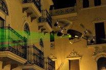 Drones d'hacktivistes