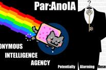 Anonymous dans le pré de WikiLeaks