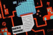 La carte des lobbyistes du numérique