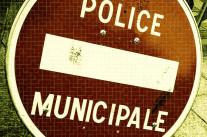 Courir après les policiers municipaux