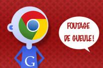 Foutage de Google