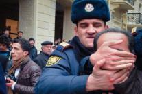 Derrière les palissades d'Azerbaïdjan