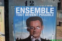 Nicolas Sarkozy a créé 44 fichiers policiers