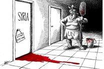 La Syrie muselée sur Internet